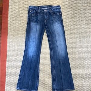 NWOT Juniors Big Star Boot cut jeans. 30(R)
